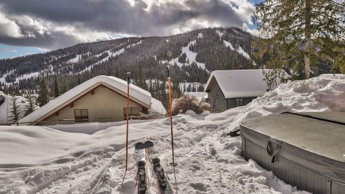 Sun Peaks Vacation Rental Property
